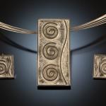 silver-spiral-set